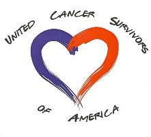 Logo for United Cancer Survivors of America, Inc.