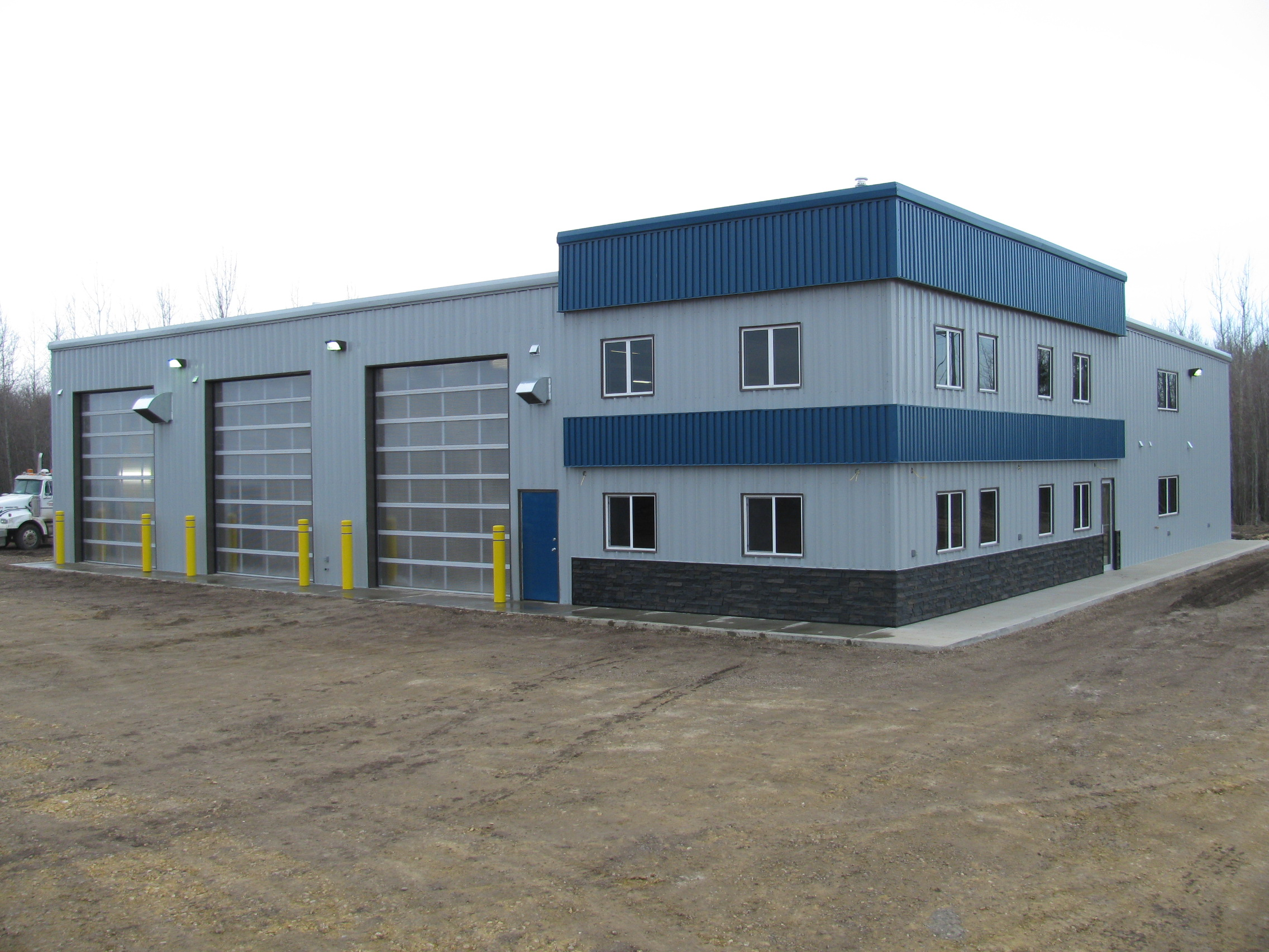 Olympia Steel Buildings Of Canada To Storage Building