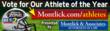 Travis Marshall Awarded Montlick and Associates' Athlete of the...