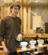 Homestead Coffee Roasters serving coffee at 2013 Locavore ~ Buy Local Event. Photo by Randl Bye