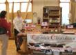 Lauries Chocolates 2013 Locavore ~ Buy Local Event. Photo by Randl Bye