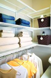 Organized Laundry Room - OrganizedLiving.com