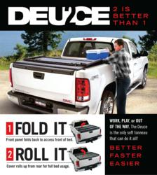 TruXedo Deuce tonneau covers are now available at AccessorizeYourVehicle.com