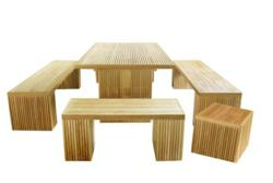 chic teak launch new contemporary range of garden furniture by guest designer claudio bartels chic teak furniture