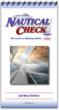 NauticalCheck Announces Retail Prices for its Boating Safety Checkbook...