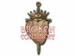 Logo for the new fantasy web series, The Broken Continent.