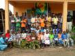 Dagbé assists children in crisis situations in Benin, West Africa