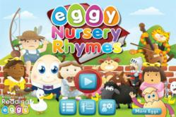 Eggy Nursery Rhymes App Screenshot - from Reading Eggs