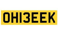 13 number plate