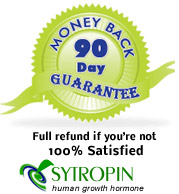 Sytropin 90 Day Money Back Guarantee