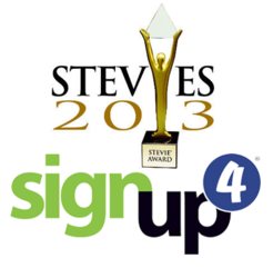 SignUp4 Stevie Awards