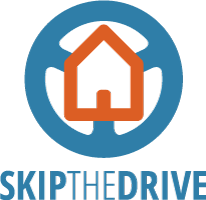 Skip The Drive Logo