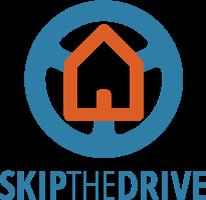 Skip The Drive Logo