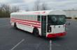 The first brand new 2014 Blue Bird All-American Bus was delivered to the Georgia Department of Corrections today