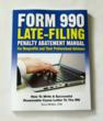 IRS Form 990 Penalty Abatement Manual for Nonprofits Published by CPA