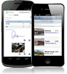 enterprise mobile application software