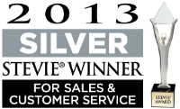 MaintenanceNet Wins Silver Stevie Award in 2013 Stevie Awards for Sales & Customer Service