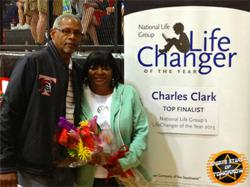 LifeChanger of the Year Nominee Charles Clark