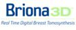 Briona 3D Image Reconstruction for Digital Breast Tomosynthesis
