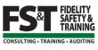 Fidelity Safety and Training logo