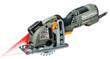 Rockwell VersaCut Saw is a lightweight mini circular saw.