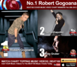 Robert Gogoana, Samantha Potter and Alex Gruber top the BEAT100 Covers Chart