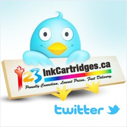 Twitter of 123inkcartridges.ca