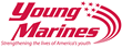 The Young Marines Logo