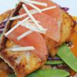 "Chef Gorji's New Mediterranean Inspired ""Cod and Grapefruit"" Showcases..."