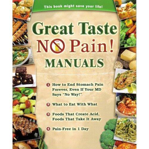 """IBS Diet Plan   How """"Great Taste No Pain"""" Helps People Treat"""