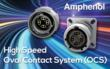 New High Speed Interconnect from Amphenol Aerospace Delivers Data Rates Up to 10 Gbps Per Pair