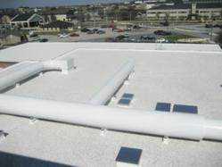 StressPly with Mineral Coating is one of many Garland UL Environment validated roofing products - photo