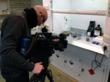 The film crew were looking for Reagent's expertise with regards to handling methylene chloride and an explanation for the reactions associated with the decaffeination process