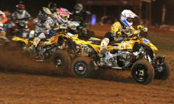 Lazer Star Lights is the official lighting sponsor for Can-Am ATV teams