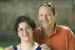 Jendi Reiter and Adam Cohen