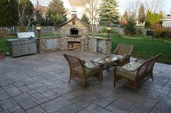 Wisconsin Decorative Concrete by McHugh's Decorative Concrete