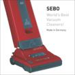 SEBO Vacuum Cleaners Launches a Unique Website for Asthma, Allergy...