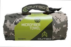 GS, Microfiber Towel, Outgo, ACU, GSA compliant