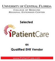 iPatientCare Selected by University Central Florida (UCF) - Regional Extension Center