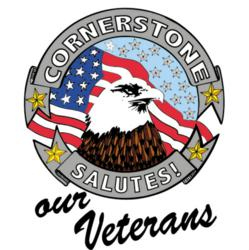 hospice services for veterans, veteran care, Cornerstone SALUTES, We honor veterans, Central Florida hospice provider, Lake County, Sumter County, Polk County, Osceola County, Orange County, Highlands County