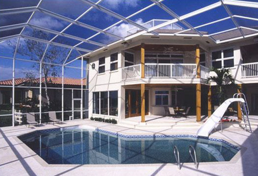Sunroom And Screen Enclosure Business In Key Biscayne