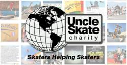 2013 will be a big year for Uncle Skate Charity