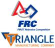 Triangle Manufacturing's Proud of Involvement with FIRST Robotics...