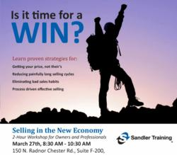 "Radnor Sales Workshop ""Selling in Today's Economy"""