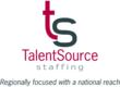 TalentSource Staffing Doubles Sales in 2012