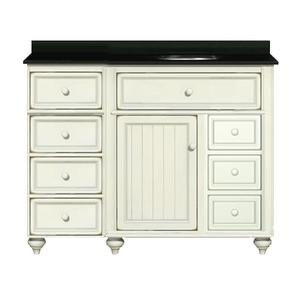 42 Inch Modular Vanity From The Cottage Retreat Collection By Sagehill  Designs 96 Inch Double Bathroom ...