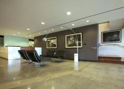 Panavision Building, Interior Lobby, Woodland Hills, CA