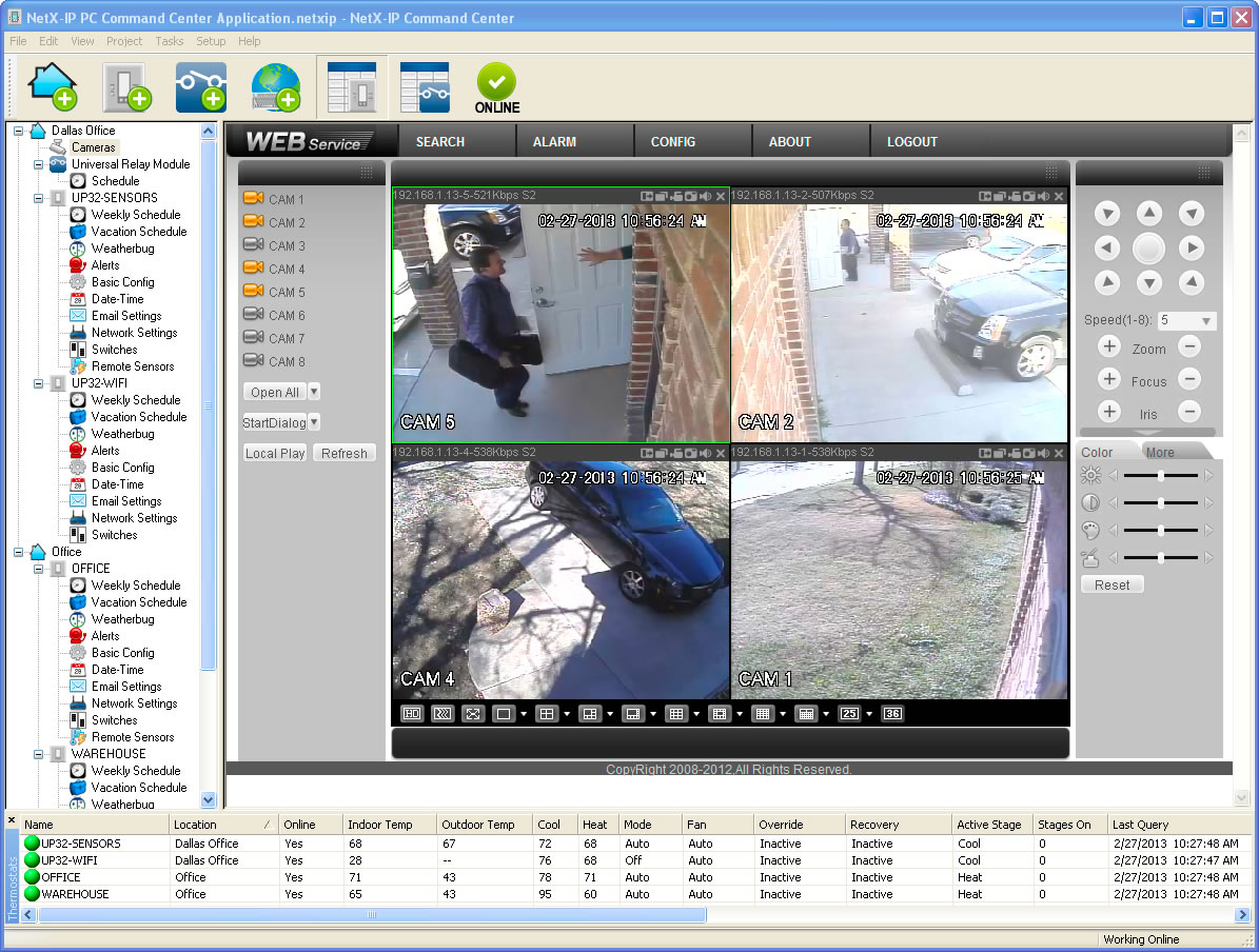 Network Camera Command Center 3.0 Download The Best Internet Tools ...