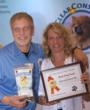 Dogington Post Award for Best Dog Treat, Presented to Clear Conscience Pet