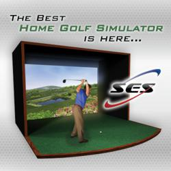 The Best Home Golf Simulator is Here